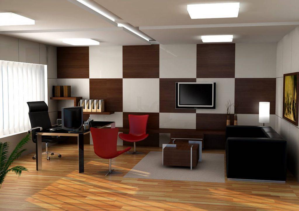Интериорен дизайн на хол